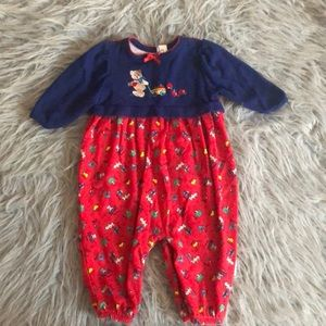 Other - Vintage baby girl outfit 6/9 months
